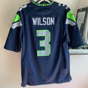 Russel Wilson Seahawks Jersey